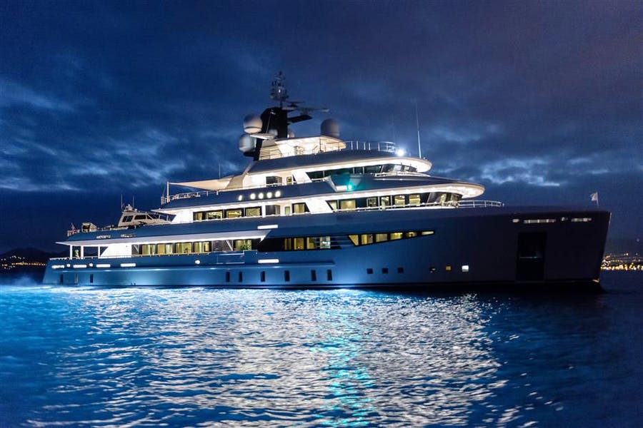 Details for I NOVA Private Luxury Yacht For sale