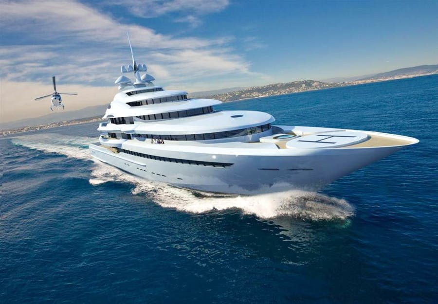 Details for PROJECT R Private Luxury Yacht For sale