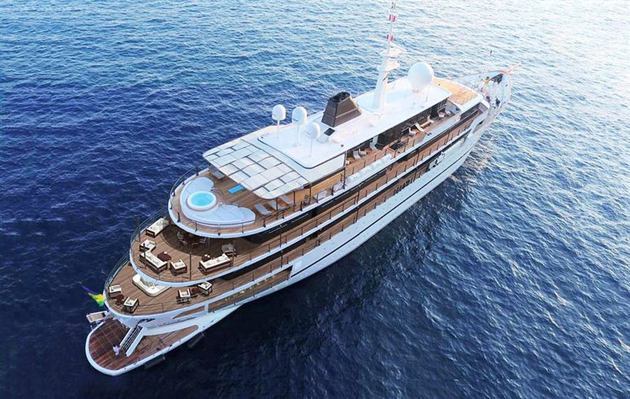 Details for CHAKRA Private Luxury Yacht For sale