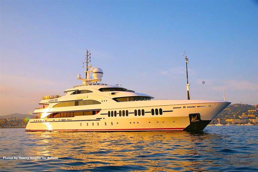 Details for AMBROSIA Private Luxury Yacht For sale