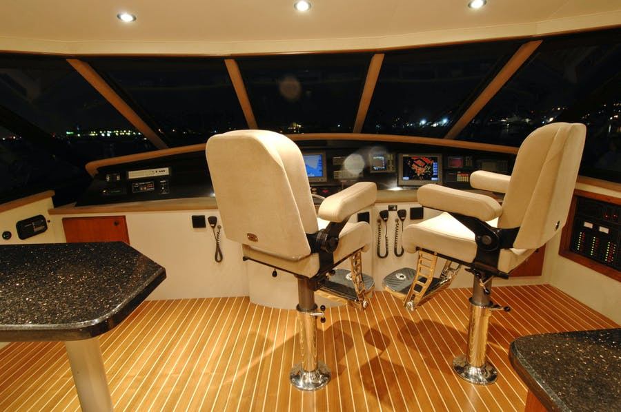 Details for LADY O Private Luxury Yacht For sale