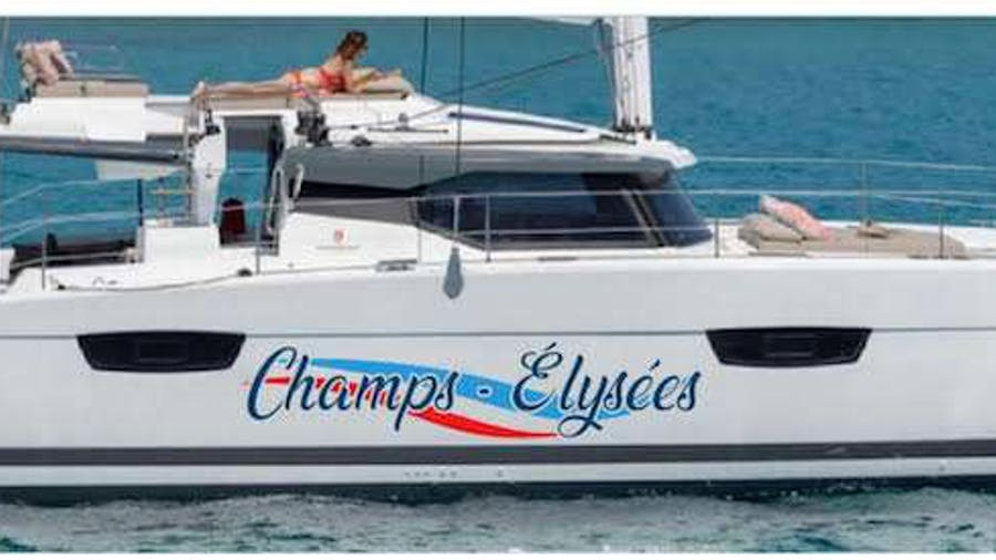 CHAMPS ELYSEES Yacht