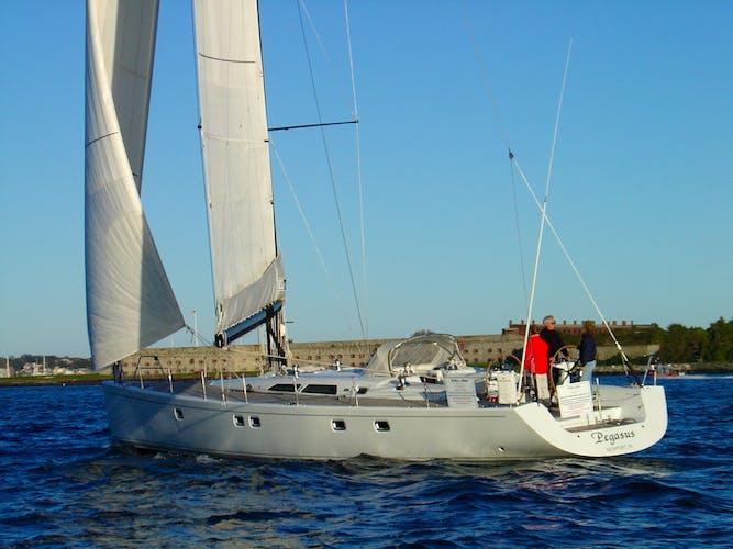 PEGASUS Yacht for Sale | 60 Indigo 2004