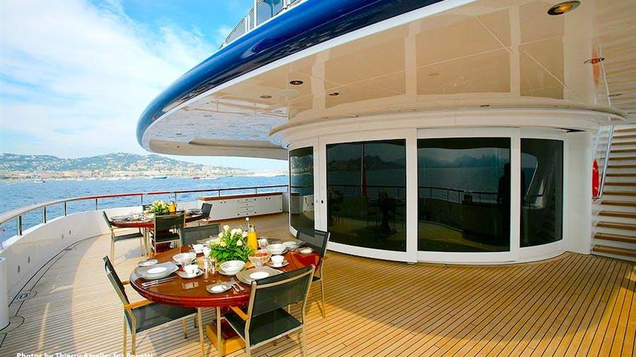 AMBROSIA Yacht