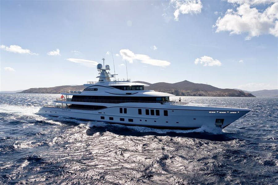 Details for PLVS VLTRA Private Luxury Yacht For sale