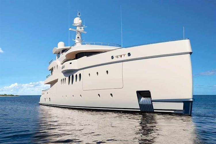 AMELS 206 Yacht