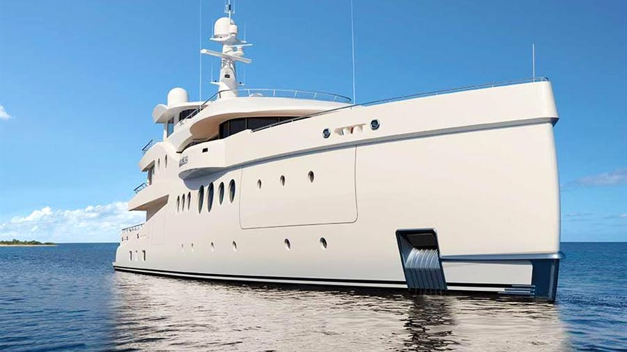 AMELS 206 Yacht