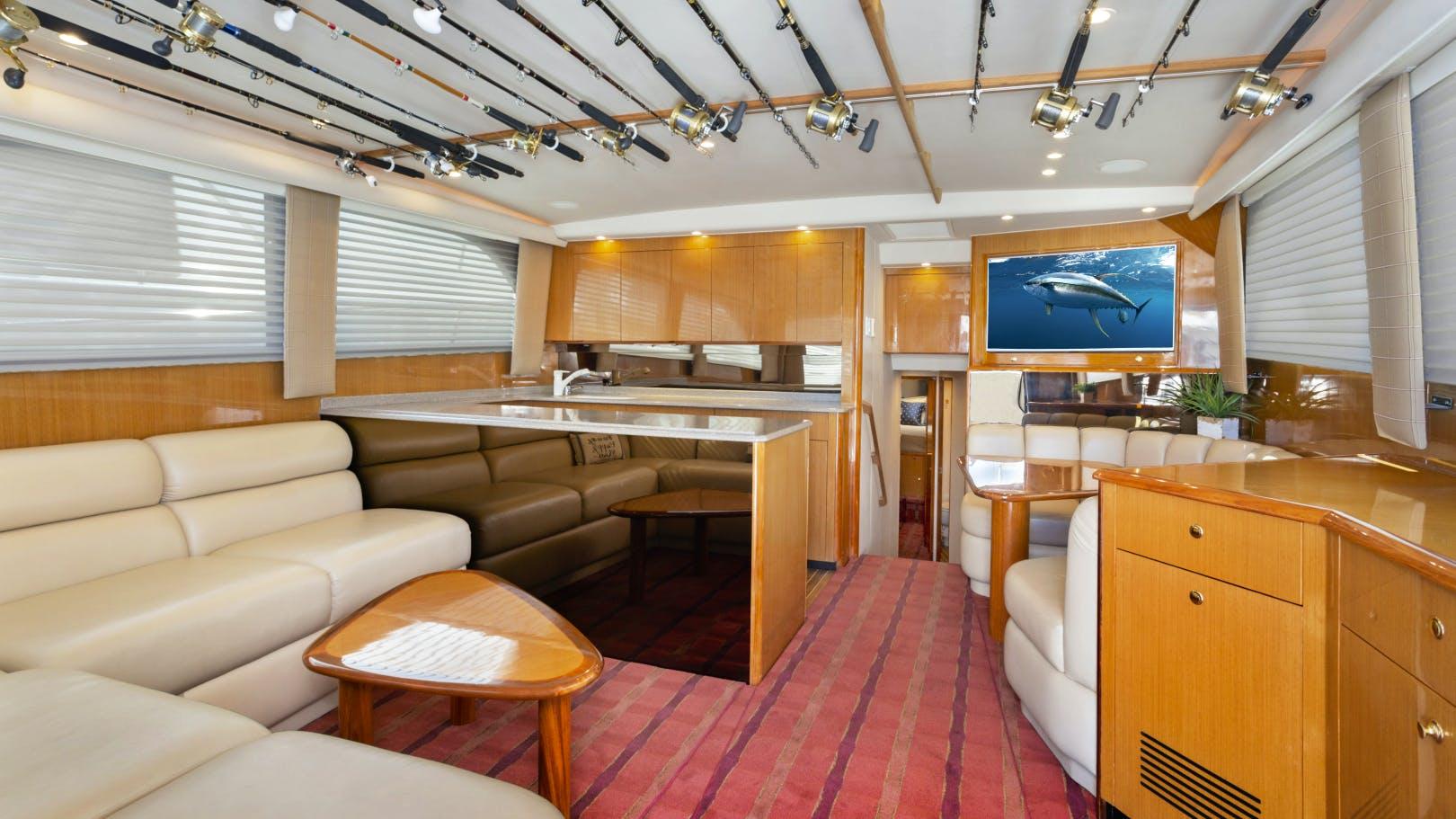 ROCKETSHIP Yacht