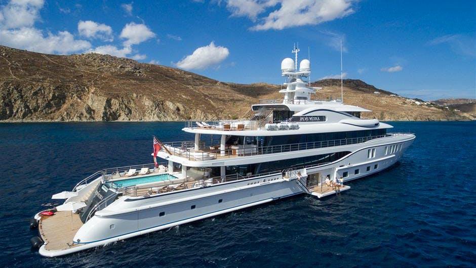 PLVS VLTRA Yacht