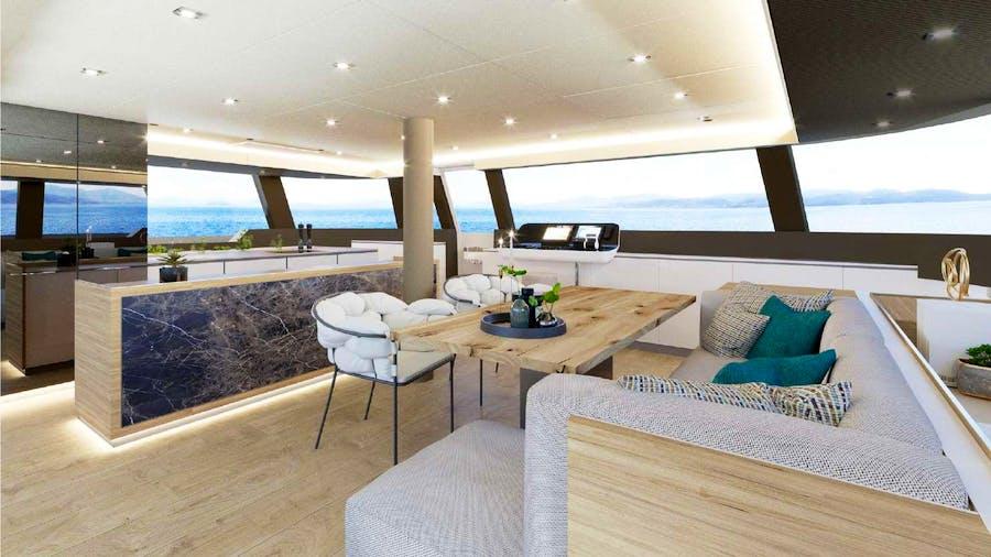 VULPINO Yacht