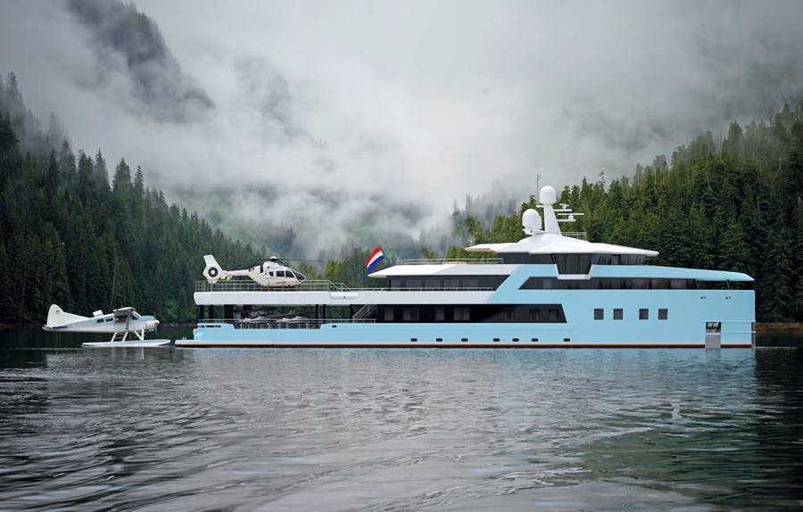 Details for SeaXplorer 55 Private Luxury Yacht For sale