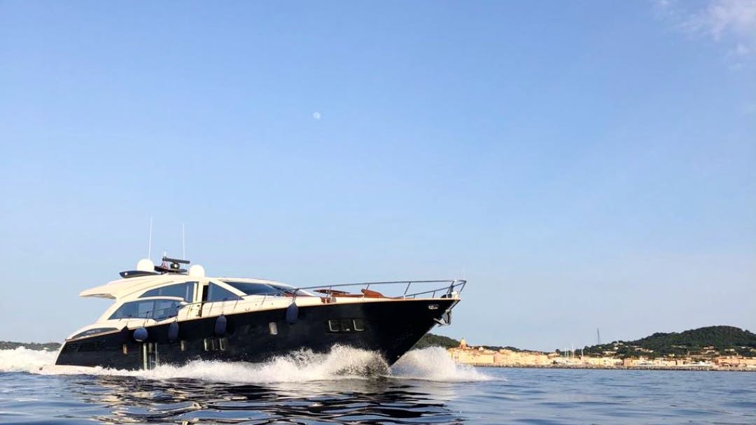 OCEAN TIGER Yacht