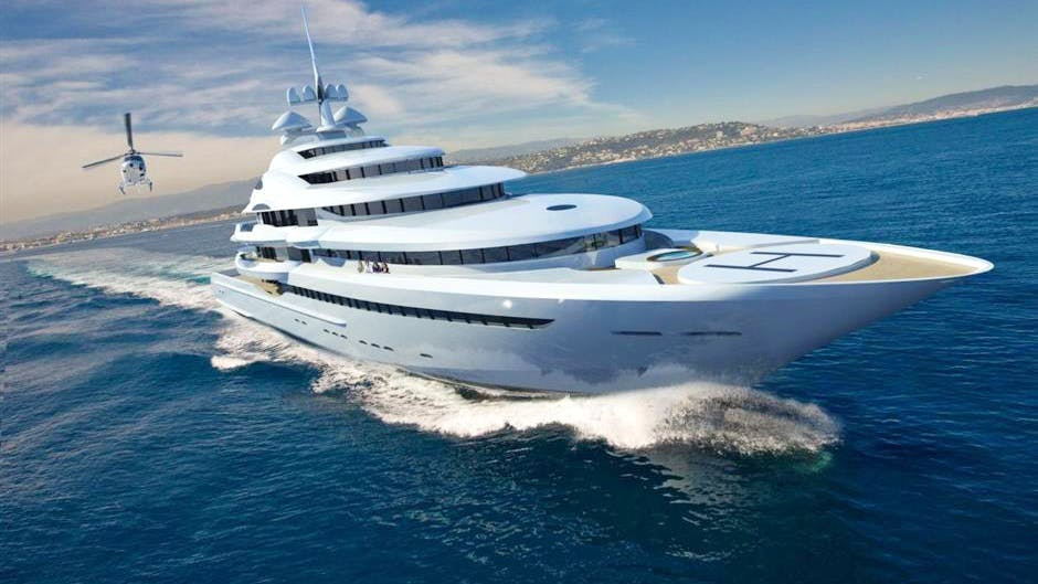 PROJECT R Yacht