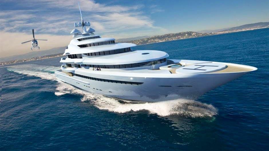 RAPTOR Yacht