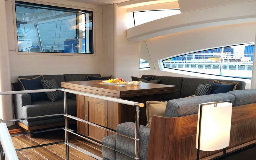 Tendar & Toys for ARCHELON Private Luxury Yacht For charter