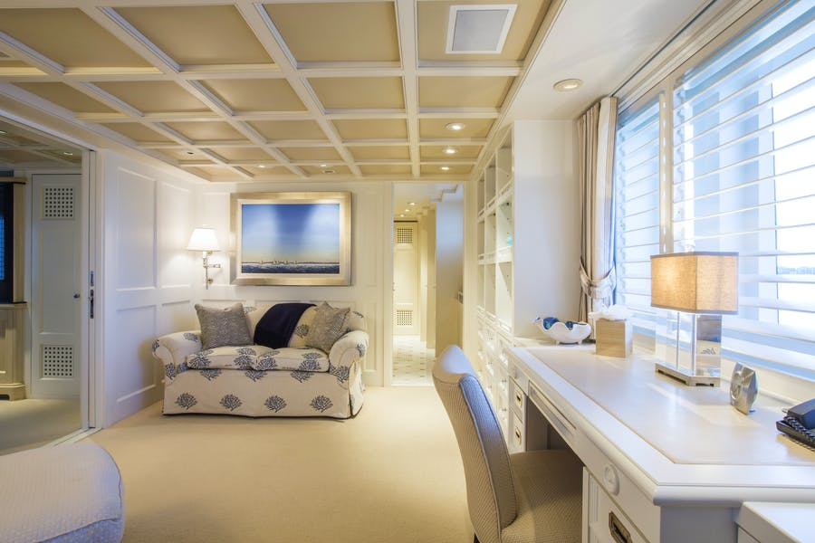Tendar & Toys for RHINO Private Luxury Yacht For charter