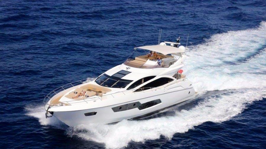 Allegria Yacht