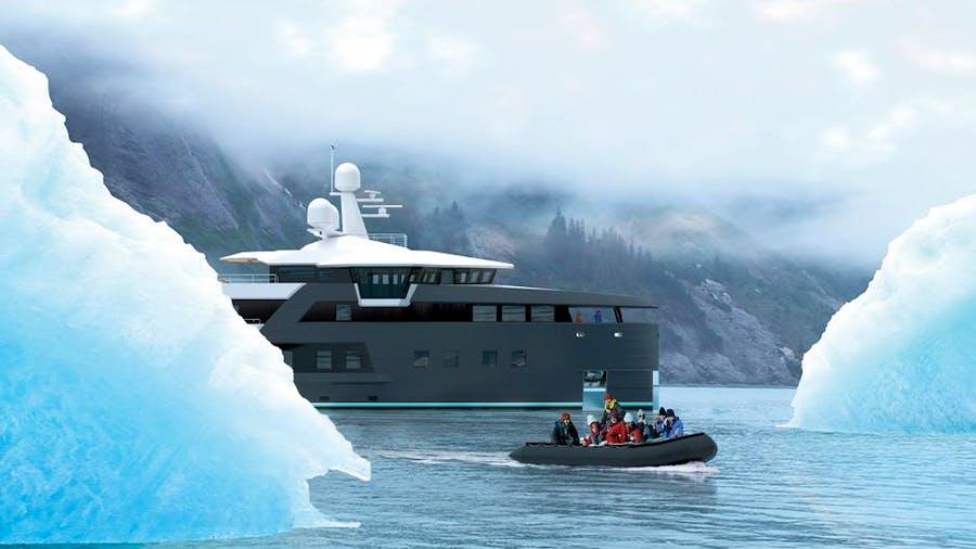 SeaXplorer 55 Yacht