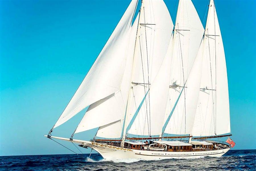 Details for MIKHAIL S. VORONTSOV Private Luxury Yacht For sale