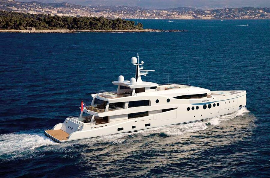 Details for AMELS 206 Private Luxury Yacht For sale