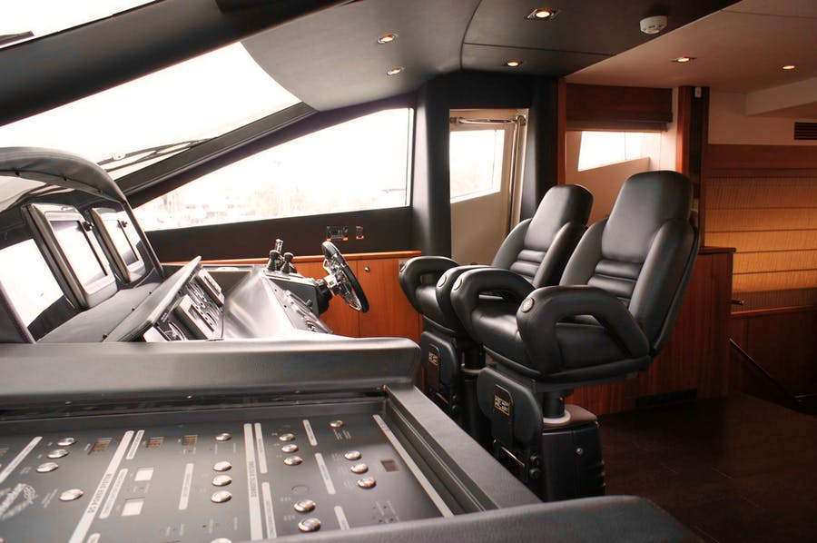 Features for MAXXX Private Luxury Yacht For charter