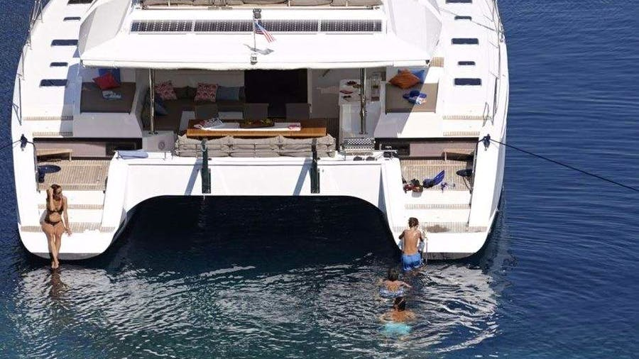 Dream Tobago Yacht