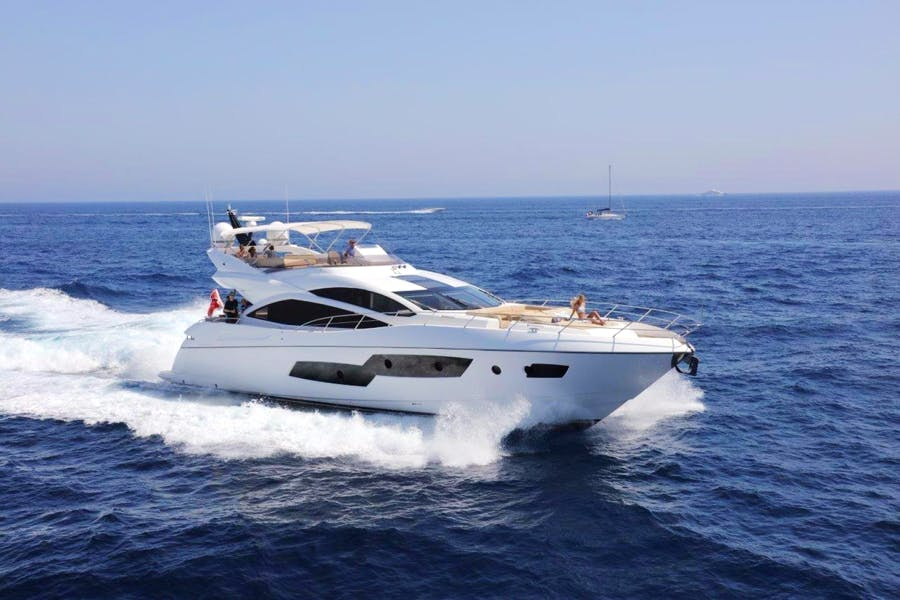 Details for Allegria Private Luxury Yacht For sale