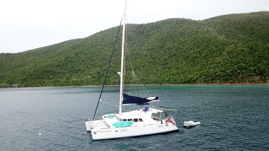 BLACK SHEEP Yacht