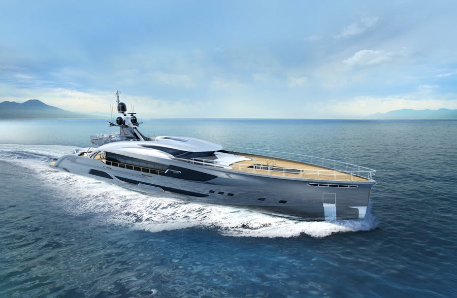 Features for VENOM Private Luxury Yacht For sale
