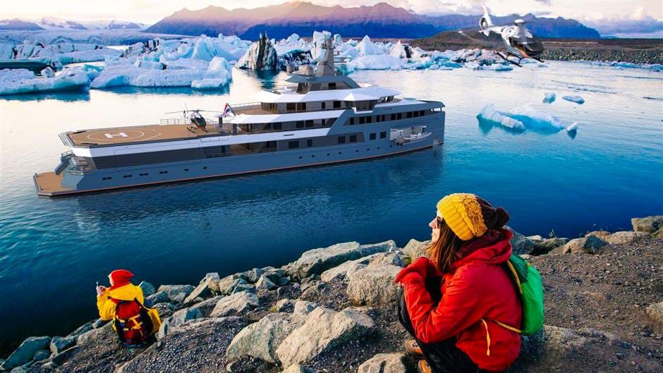 SeaXplorer 75 Yacht