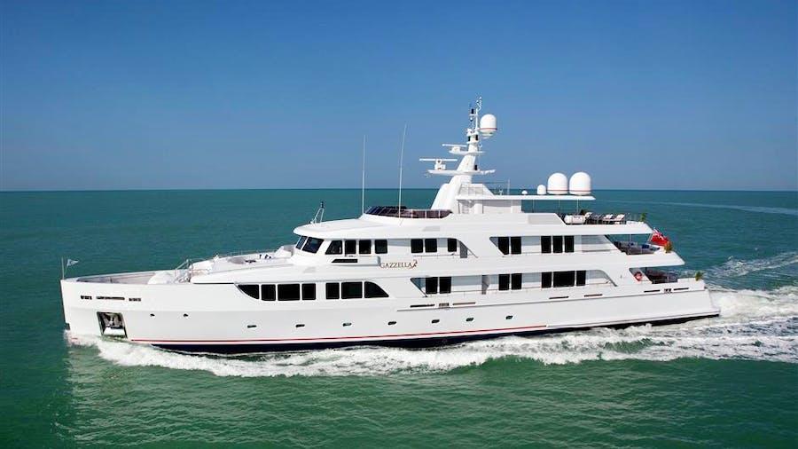 GAZZELLA II Yacht