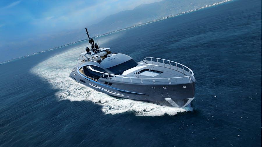 ZEON Yacht