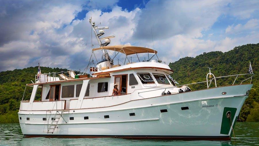 L'ORIENTALE Yacht