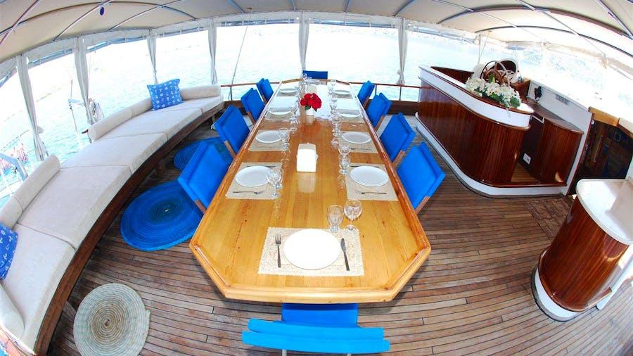 Serhat Bey Yacht