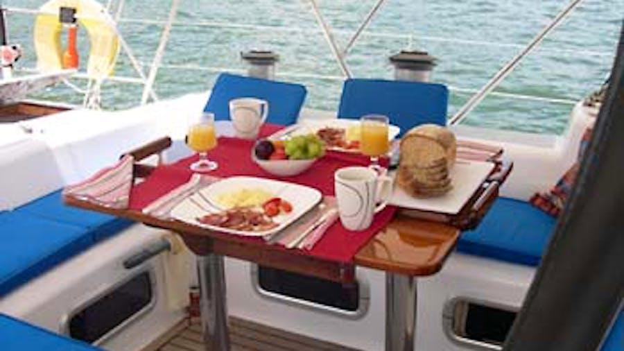 SCORPIO Yacht