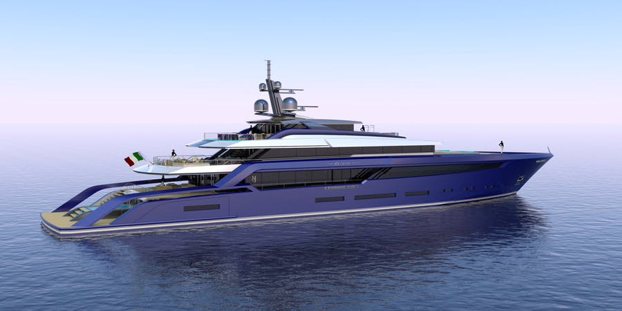 Features for BEYOND 72M Private Luxury Yacht For sale