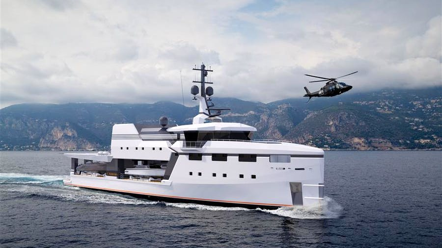 Yacht Support 6511 Yacht