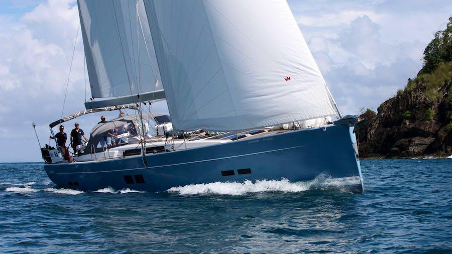 Lilith Yacht