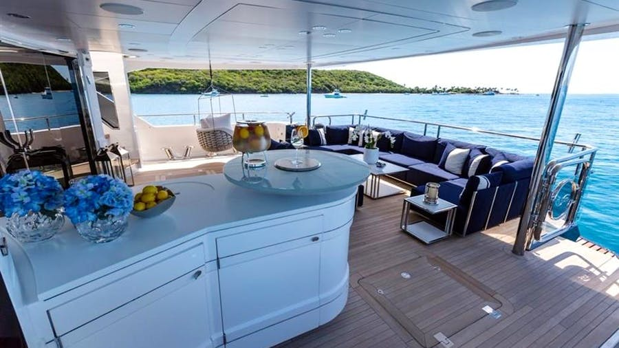 TAKE 5 Yacht for Sale | 131 SUNSEEKER 2016