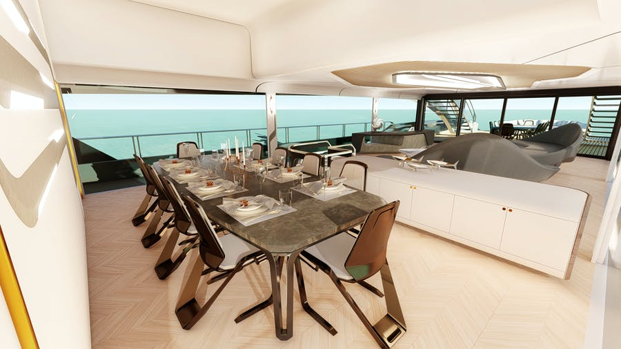Details for VENOM Private Luxury Yacht For sale