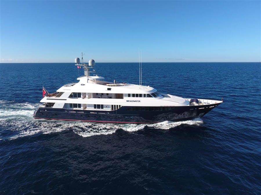 Details for BROADWATER *Name Reserved* Private Luxury Yacht For sale