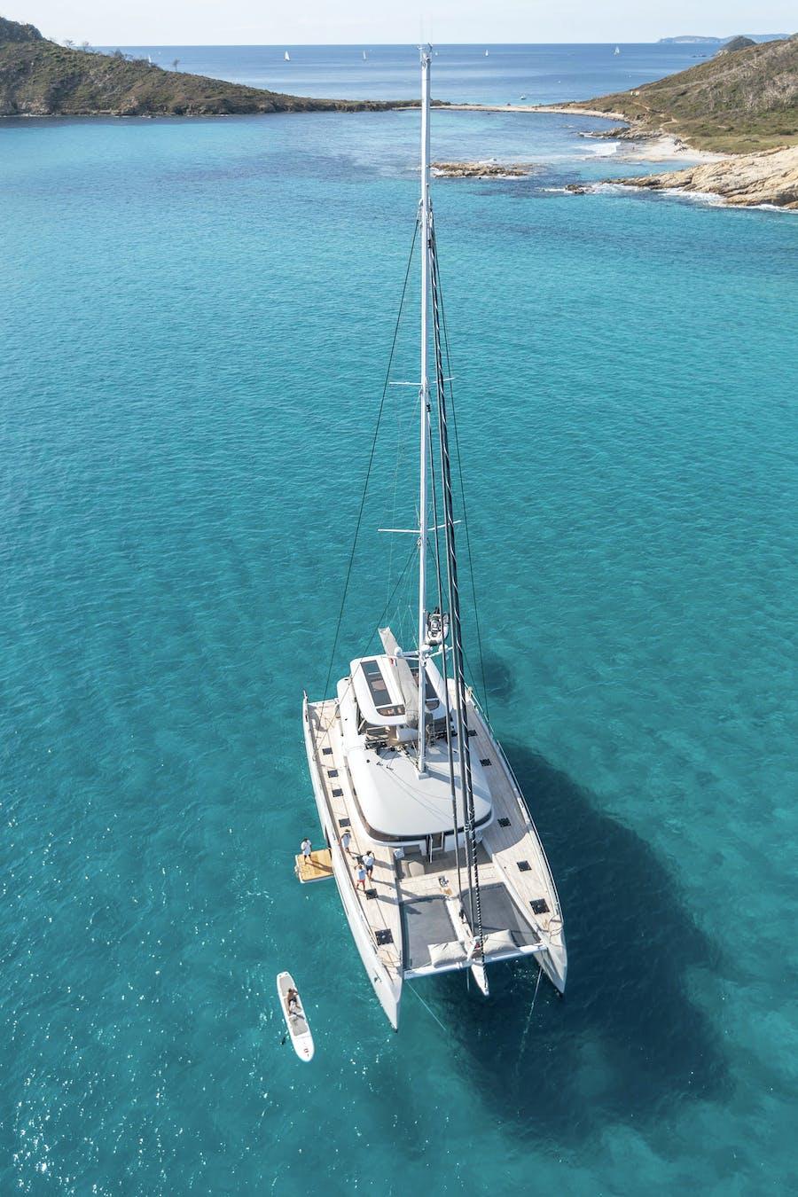 Tendar & Toys for THUNDERBOLT Private Luxury Yacht For charter