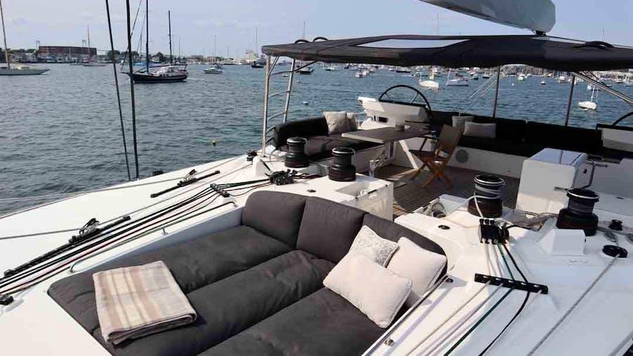 OCULUS Yacht
