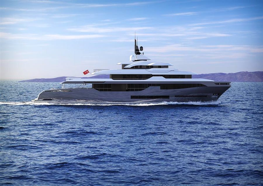 Details for RMK 58 Private Luxury Yacht For sale