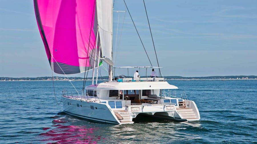 MOOSE OF POOLE Yacht