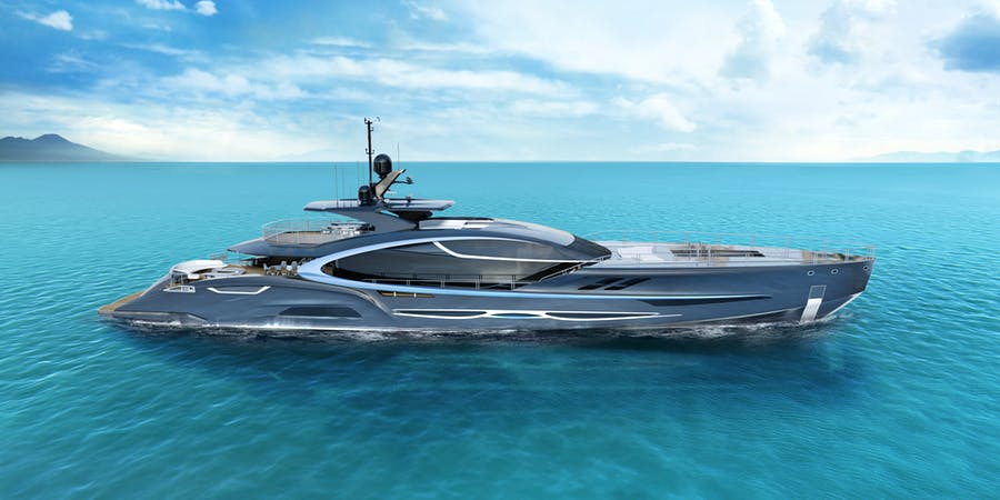 Features for ZEON Private Luxury Yacht For sale