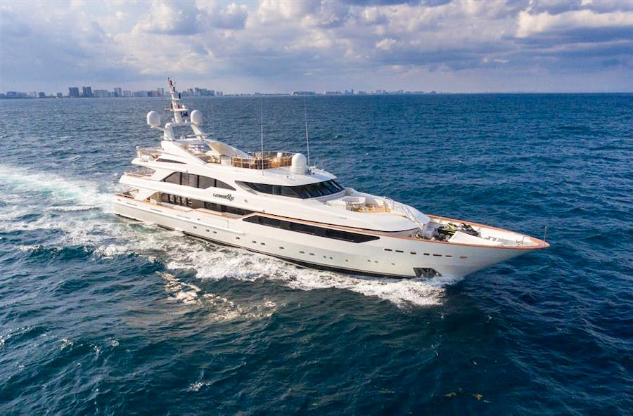 Details for SOTAVENTO (EX LUMIERE) Private Luxury Yacht For sale