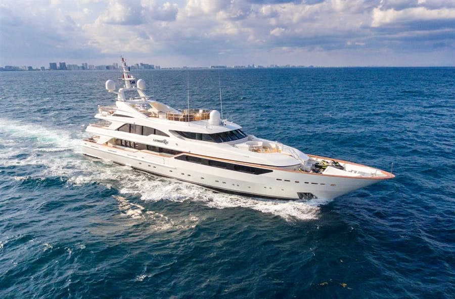Details for SOTAVENTO (x-LUMIERE) Private Luxury Yacht For sale