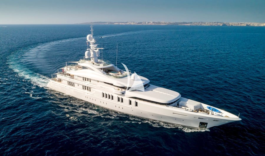 Tendar & Toys for TALISMAN C Private Luxury Yacht For charter