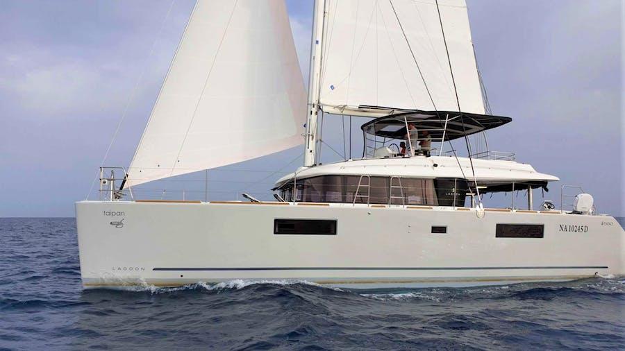 TAIPAN Yacht